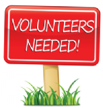 Volunteer at June 2021 Events!